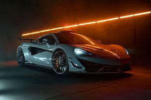 Novitec-McLaren in 7,8 s auf Tempo 200!