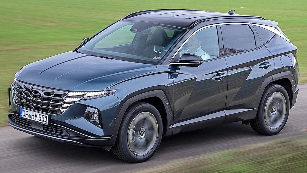 Erster Check im neuen Hyundai Tucson