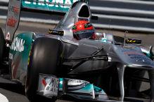 Formel 1: Hamilton lobt Schumacher