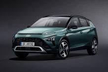 Alles zum neuen Hyundai Bayon
