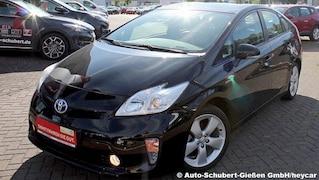 Gepflegter Toyota Prius mit wenig Kilometern