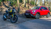 Ducati Scrambler       Fiat 500X 2.0 Multijet 4x4 Cross plus