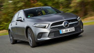Mercedes A 250 4Matic (2020): Unterhalt