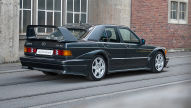 Mercedes 190 E 2.5-16 Evo 2: Test