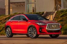 Der neue Infiniti QX55 könnte auf den ersten Blick auch ein Audi sein