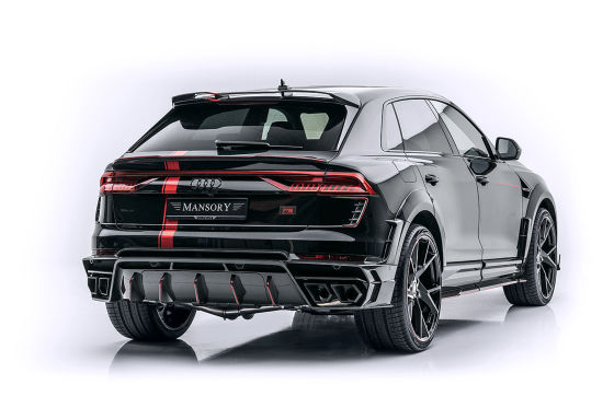 Mansory Audi RSQ8