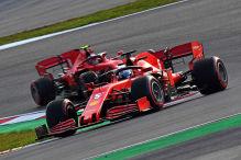 Formel 1: Rast über Vettel