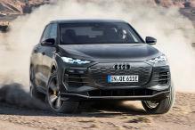 So könnte das neue Design des X6-Konkurrenten von Audi sein