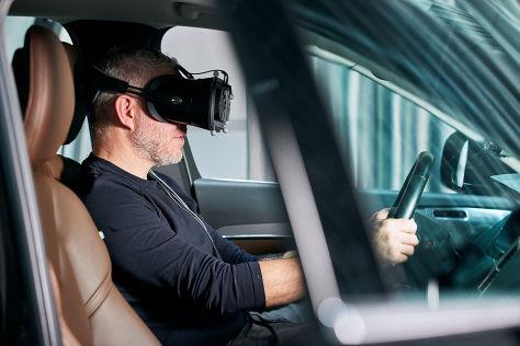 Volvo Ultimate Driving Simulator    !! Sperrfrist 18. November 2020  15:00 Uhr !!