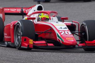 Formel 2: Schumacher auf Titelkurs
