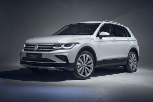 VW Tiguan 2.0 TDI: Cyber Monday-Leasing