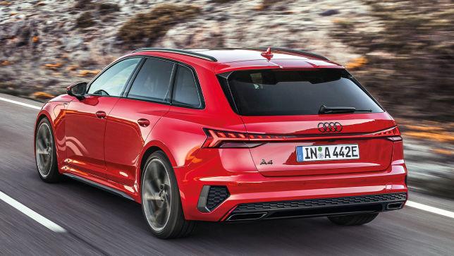 Der neue Audi A4 soll das Modell wieder auf Kurs bringen