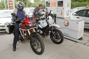 Motorrad-Zulassung 2020/2021