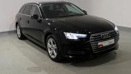 Audi A4 B9 Avant 2.0 TDI (2017): Gebraucht