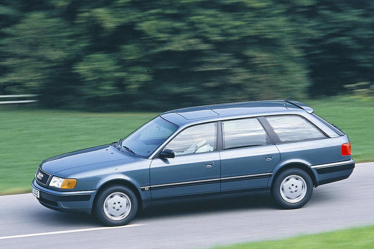 Audi 100 Avant  C4 2.5 TDI  (1991)