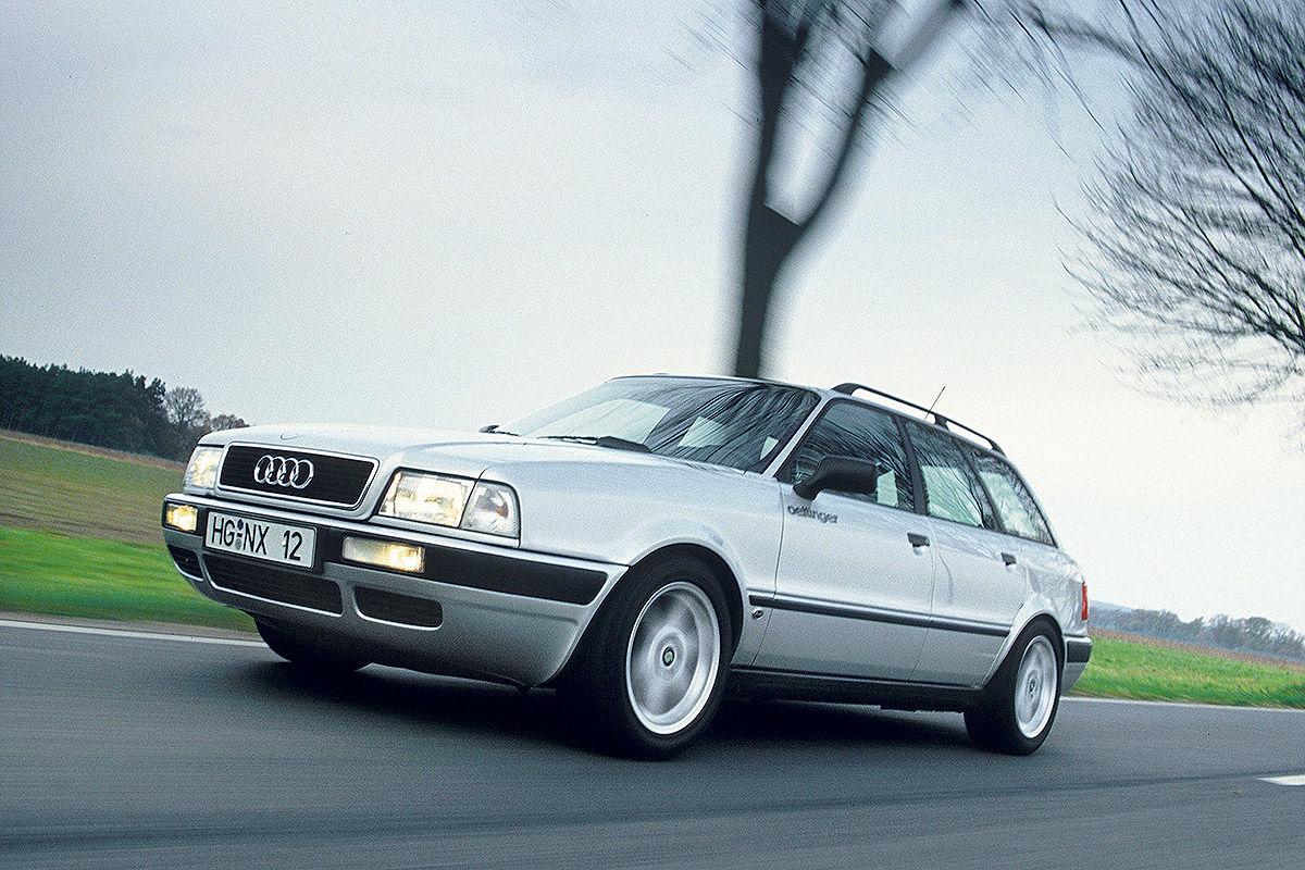 Audi 80 Advant 1.9 TDI (B4)