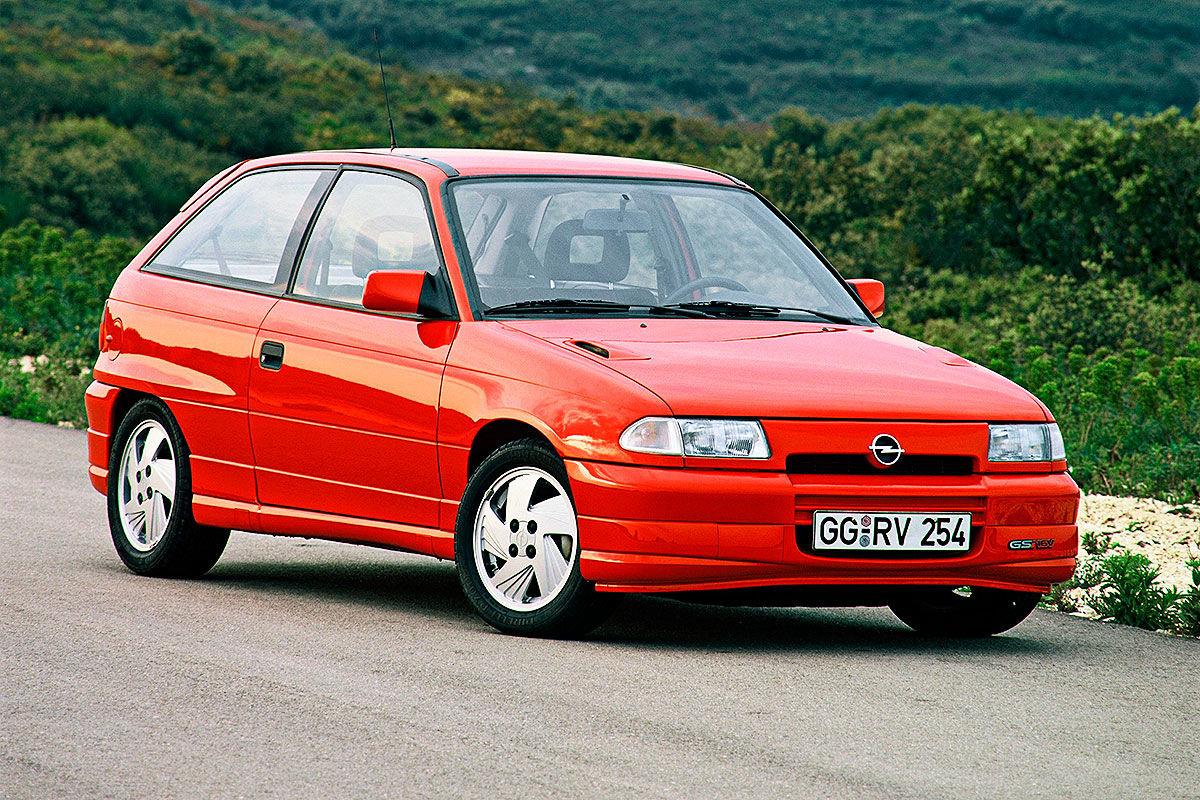 Opel Astra (F) GSI 16V