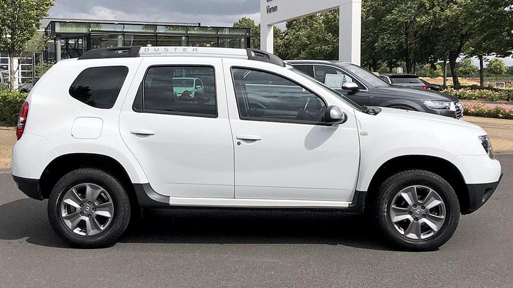 Dacia Duster mit LPG unter 10.000 Euro
