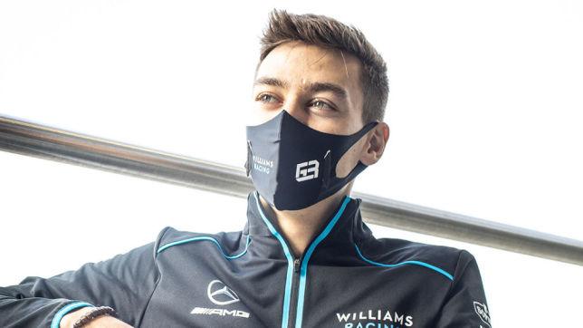 Formel 1: Russell, Hamilton, Mercedes