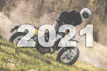 Das wird 2021 für Motorradfahrer neu - Fantic Caballero Rally 500