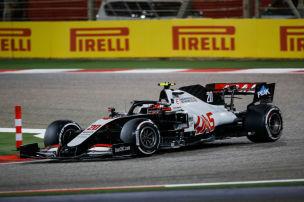 Formel 1: Schumacher bei Haas