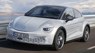 Der VW Beetle könnte mit Elektroantrieb zurückkommen!