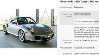 Ist dieser Porsche 911 Turbo im Neuzustand ein gutes Investment?