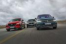 Mazda CX-5 Skyactiv-D 150 AWD               BMW X1 xDrive18d           VW Tiguan 2.0 TDI 4Motion