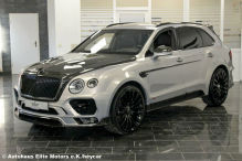 Bentley Bentayga W12 *MANSORY*