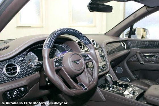 Bentley Bentayga W12 *MANSORY*