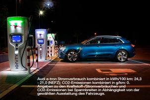 Die Elektro-Fibel. Powered by Audi