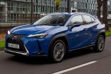 Das erste E-Auto von Toyotas Edelmarke