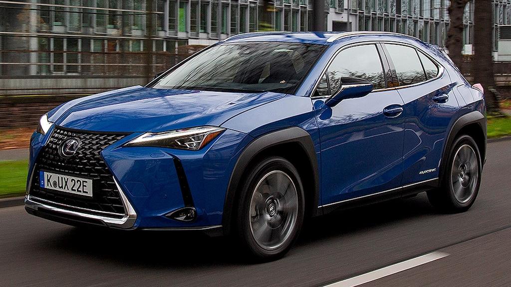 Erste Fahrt in Lexus' neuem E-SUV