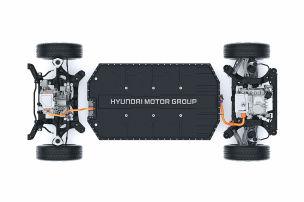 Hyundai E-GMP (2021): Alles zur Baukasten-Technik
