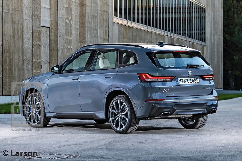 BMW X1 !!! Illustration !!!