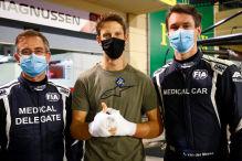 Formel 1: Grosjean-Unfall