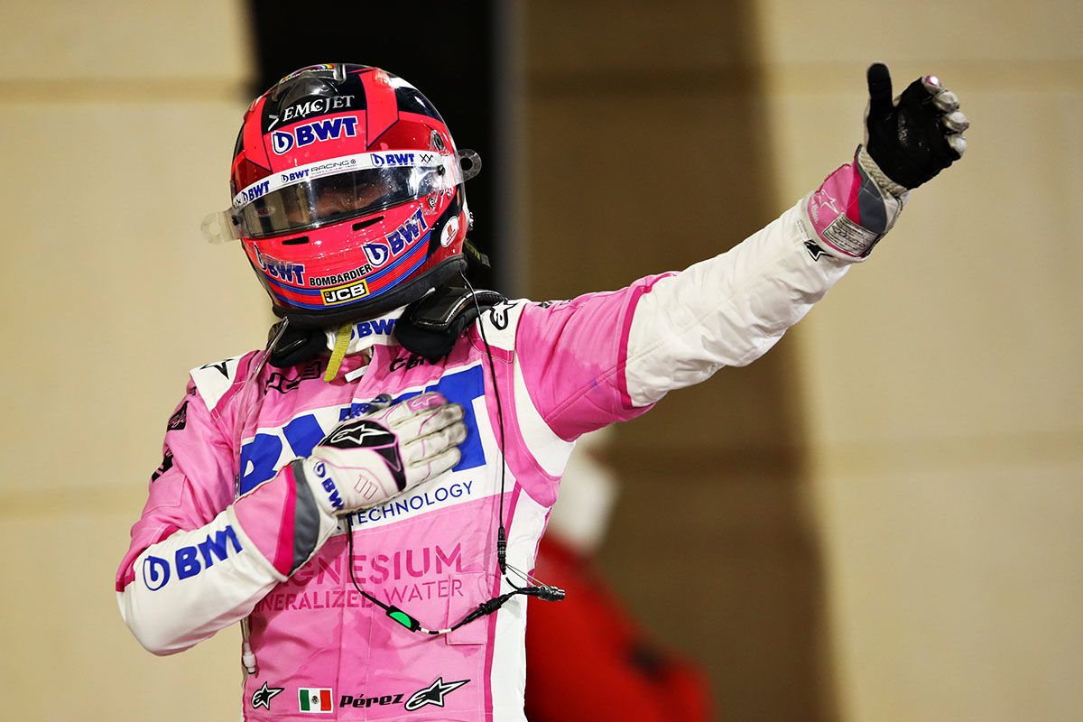 Formel 1: Alle Bilder des Sakhir Grand Prix 2020 in Bahrain