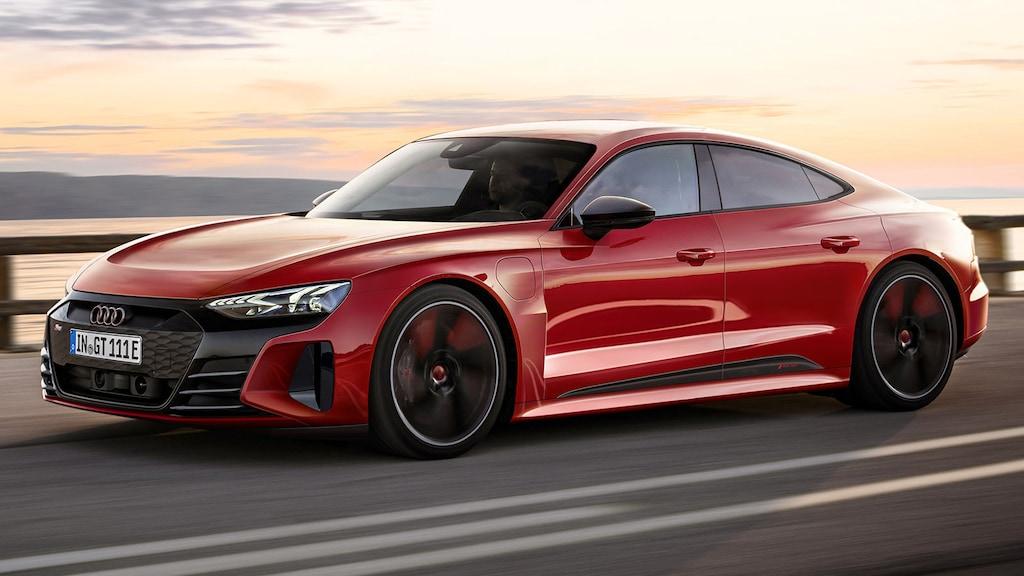 Neue Elektro-Limousine von Audi