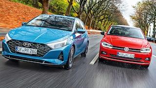 Fährt der neue Hyundai i20 an die Spitze der Polo-Klasse?