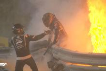 Formel 1: Grosjean verrät Details zum Unfall