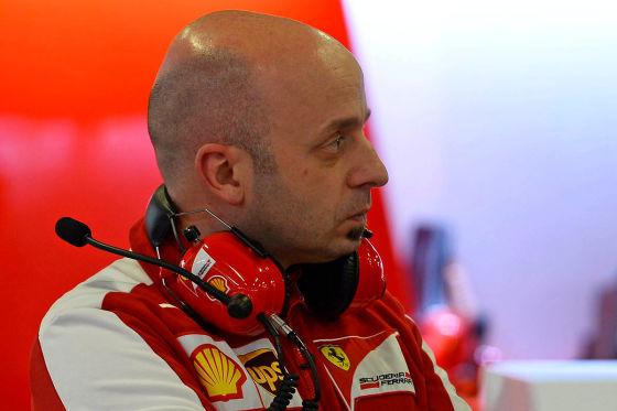 Ferrari-Spitzentechniker geht zu Haas