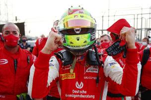 Formel 2: Mick Schumacher ist Meister