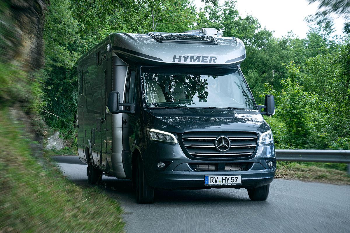 Hymer B-Klasse ML T 780
