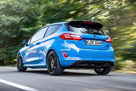 Ford Fiesta ST-Edition