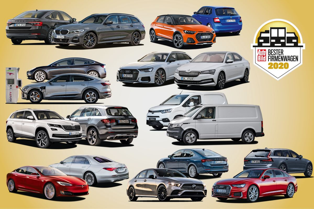 Firmenwagen-Award 2020