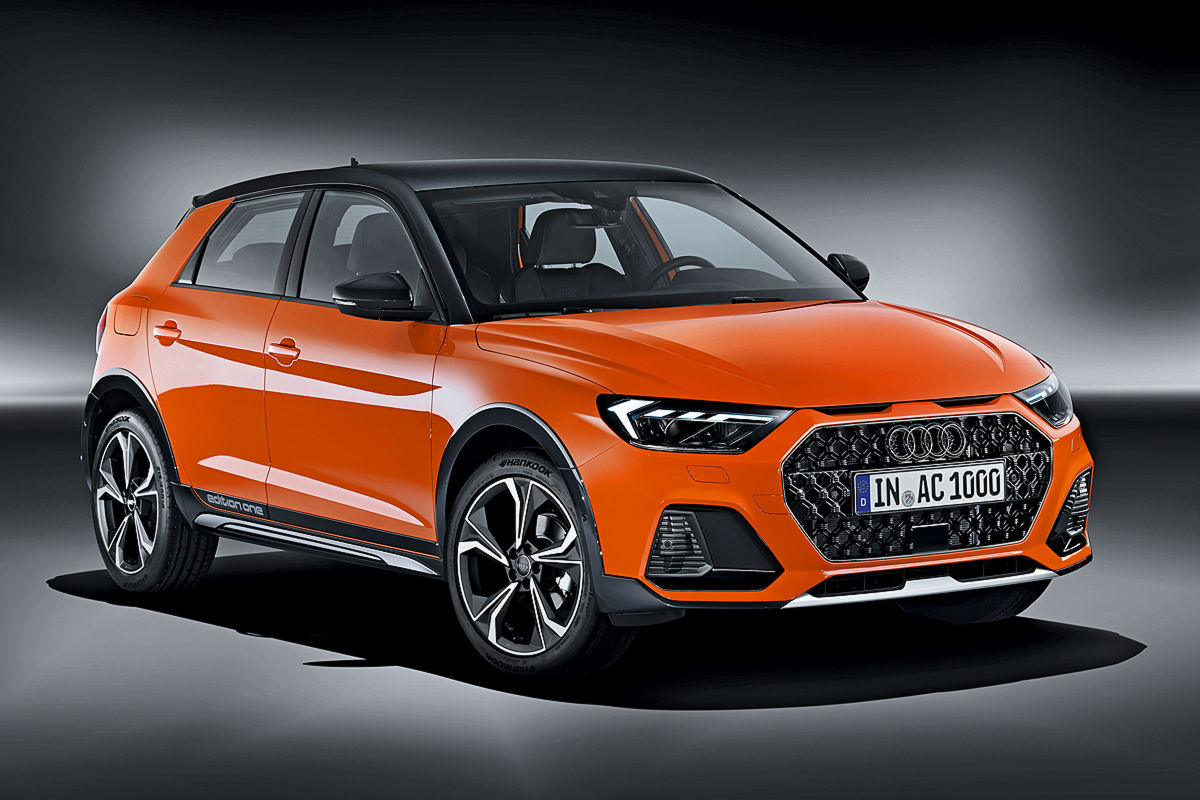 Kleinwagen: Audi A1