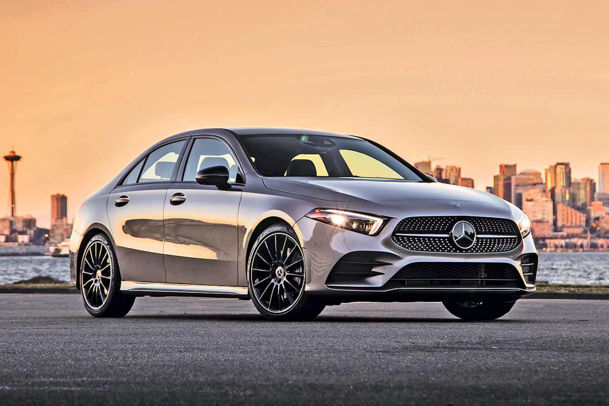 Kompaktklasse: Mercedes A-Klasse