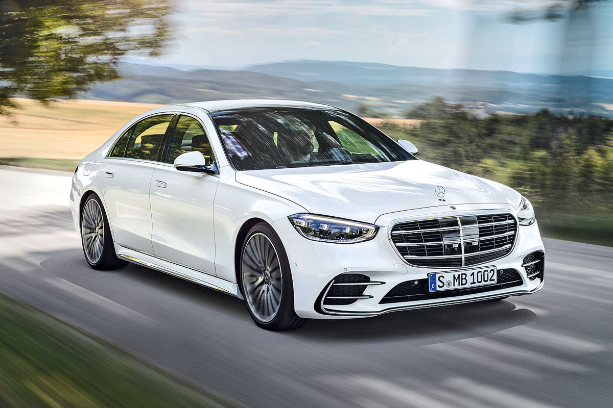 Luxusklasse: Mercedes S-Klasse