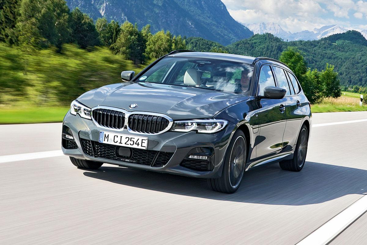 Mittelklasse: BMW 3er