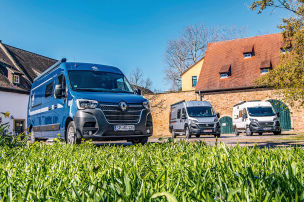 Kastenwagen um 50.000 Euro im Test
